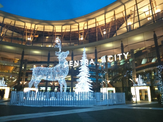 Surrey Central City Christmas 2014