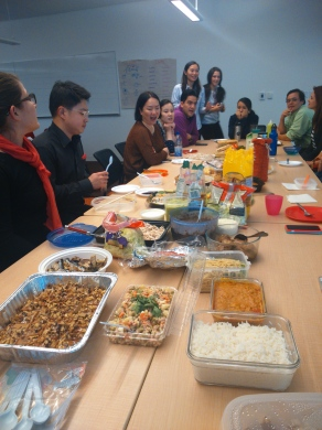 Second Potluck with SFUDC2015