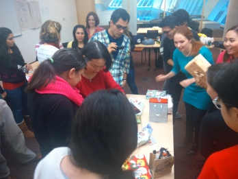 The Guessing Game - Secret Santa with SFUDC2015