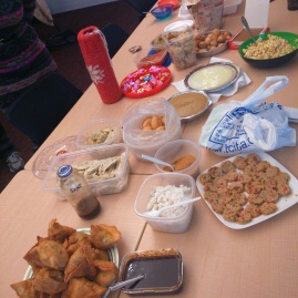 Third Potluck with SFUDC2015