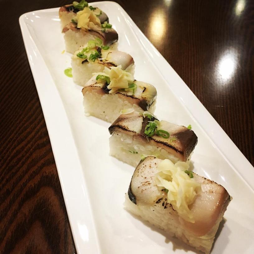 Sime Saba Oishi Sushi